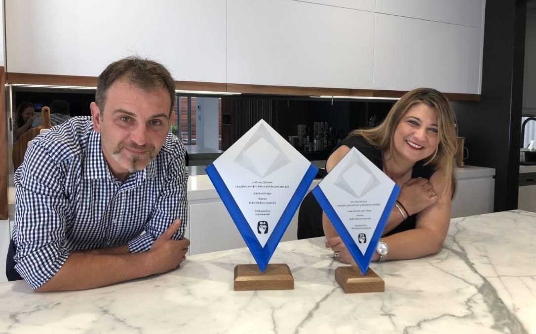 Photos Penshurst Home Wins Hia S Kitchen Design Award St George Sutherland Shire Leader St George Nsw