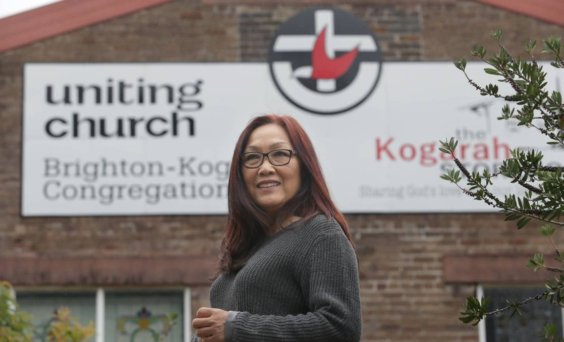 Support: Kogarah Storehouse community centre manager Lala Noronha. The Kogarah Storehouse is now offering highly qualified specialist help for people experiencing domestic and family violence. Picture: John Veage