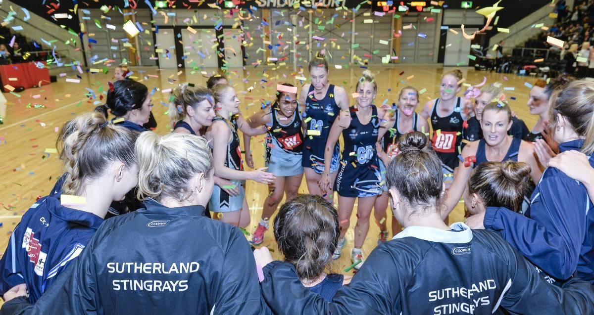 Successful first week of DOOLEYS Metro League - Netball NSW