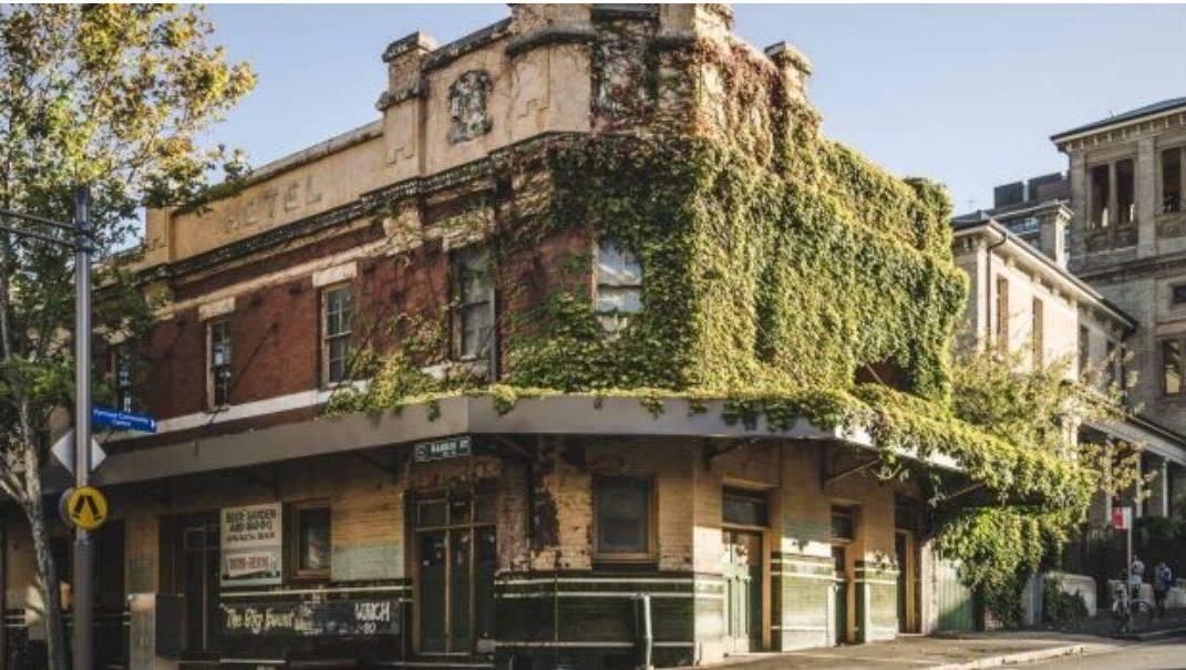 Australia S Eeriest Abandoned Buildings St George Sutherland Shire Leader St George Nsw