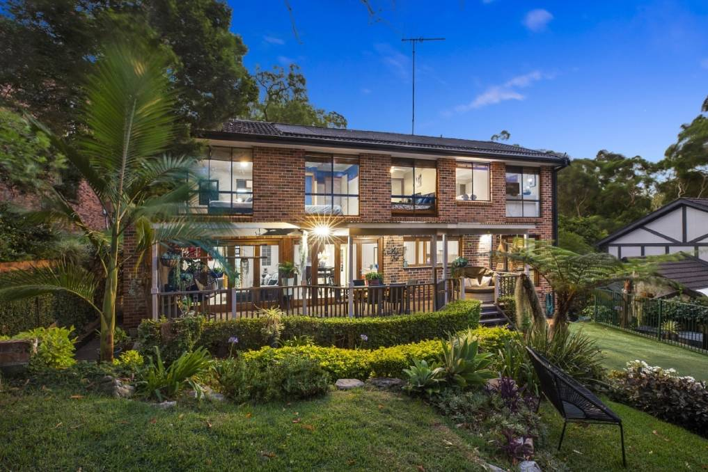 FOR SALE: The five-bedroom home of Craig Kelly and his wife Vicki goes to auction on February 20. Picture: Oz Combined Realty.