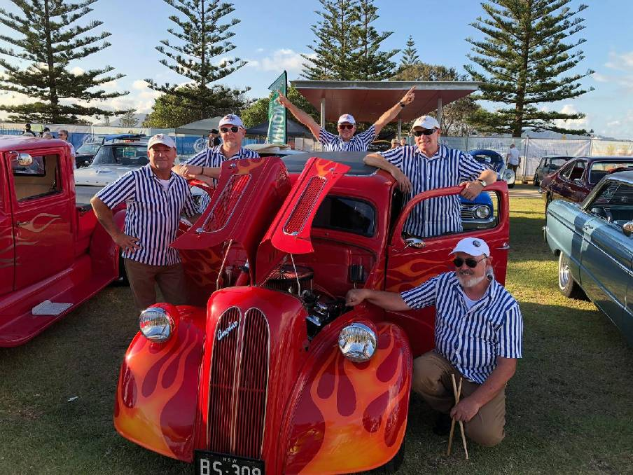 The Australian Beach Boys are headlining this year's entertainment at the Sutherland Shire Relay For Life on May 4.