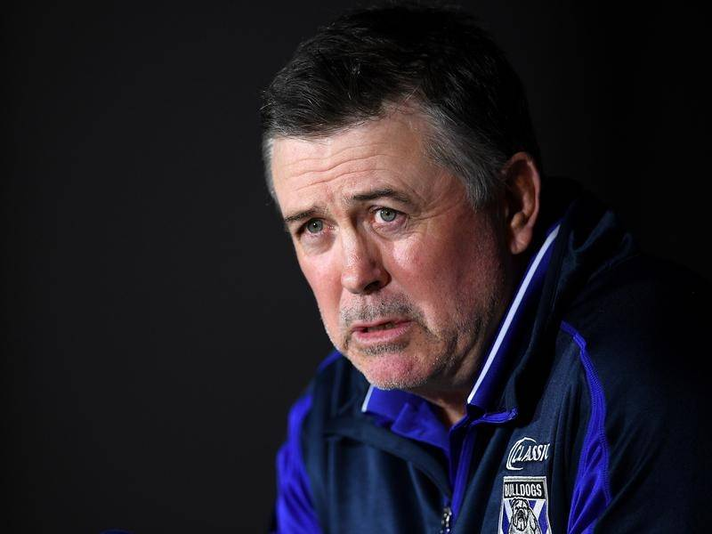 Canterbury coach Dean Pay has quit to end constant speculation over his future with the NRL club.