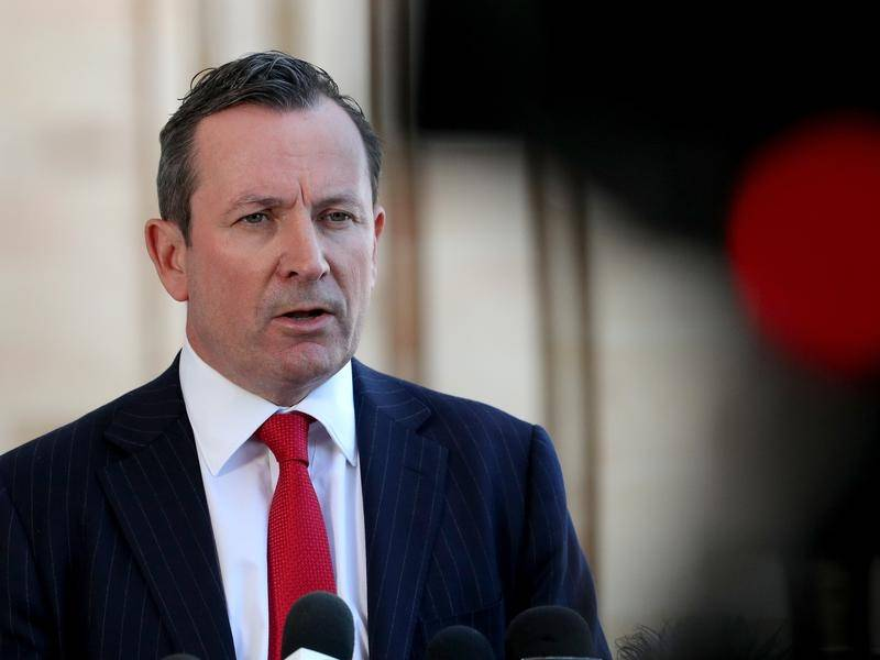 Premier Mark McGowan has brushed aside a poll showing people want a date for reopening WA's borders.